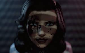 Killer Instinct - Elizabeth (Burial at Sea) by Ananina23