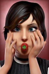 Strawberry Lips by Ananina23