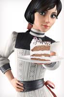 Angel Cake by Ananina23