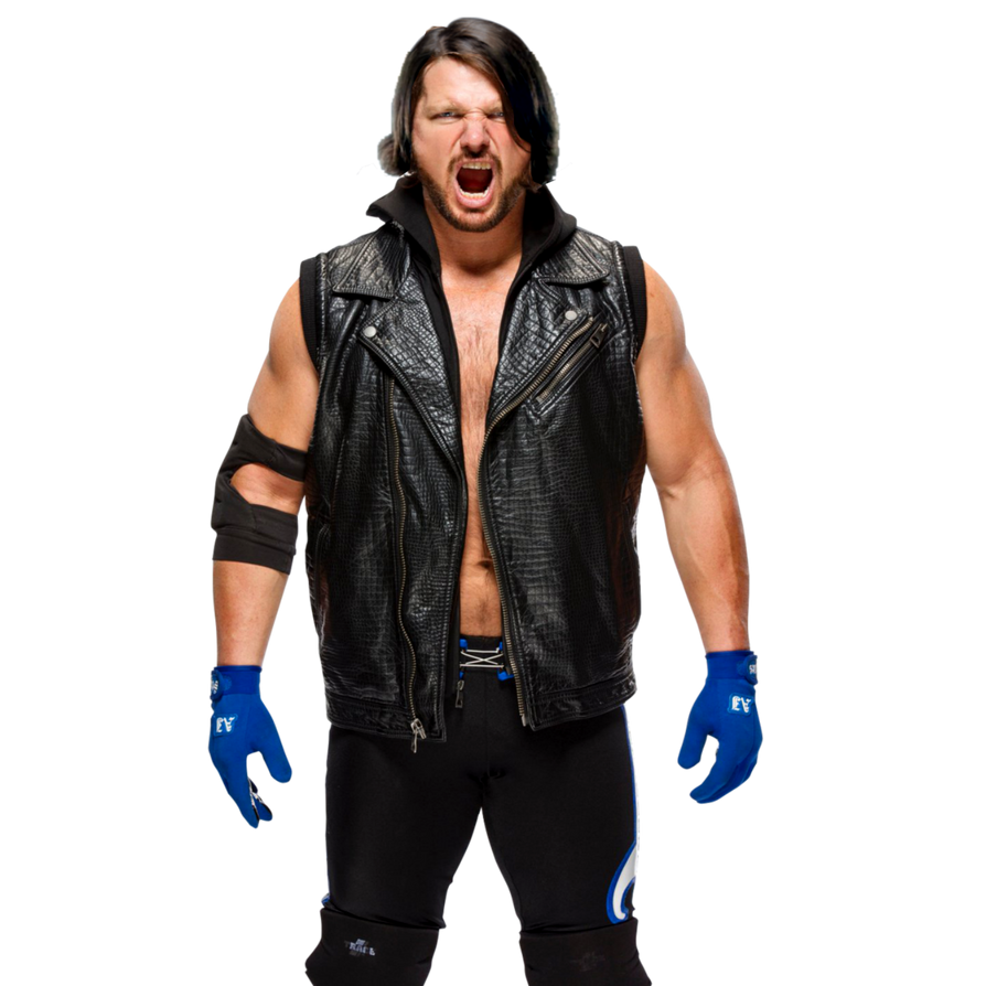 AJ Styles Render 2017 By CHPhenom15 On DeviantArt