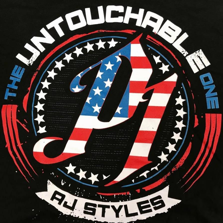 AJ Styles logo US by CHPhenom15
