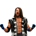 AJ Styles New png 2018