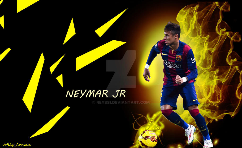 Neymar Jr Wallpaper By Reyssi