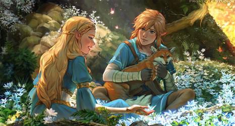 Silent Princess Meadow