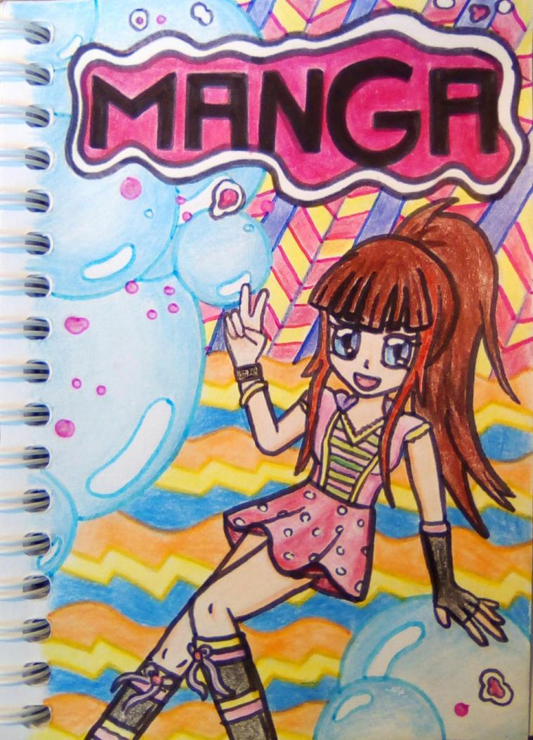 Manga by Gwenou44-IceWolf