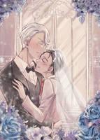 Wedding by Karnelopy