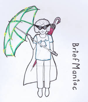 briefManiac - Anime-Themed Dragon Flare Protecter
