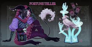 Fortune Teller Auction [ closed ]