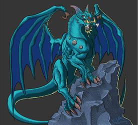 Illustrator Dragon