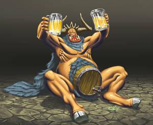 Beer Demon