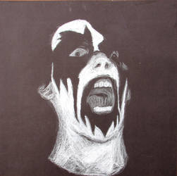 Corpse Paint by Lord-Acheron