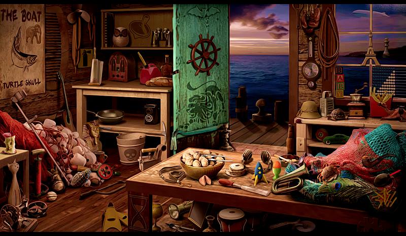 Shipmaster Roam by lahabz