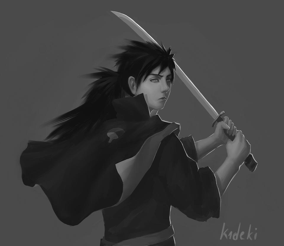 Madara's badass brother by k1deki