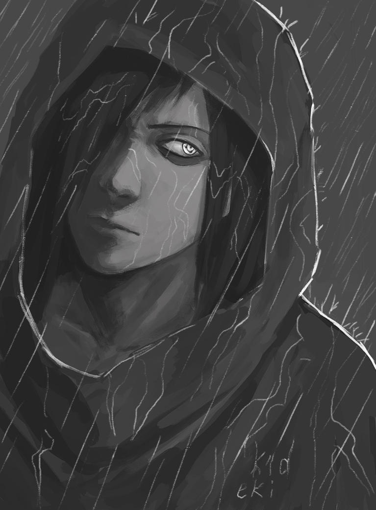 Rain by k1deki