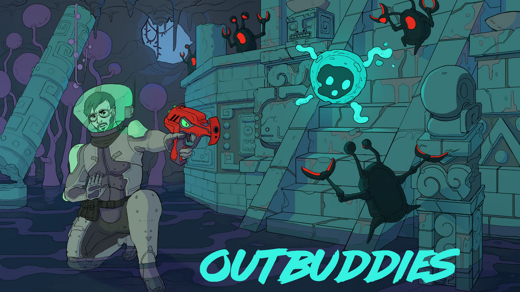 Outbuddies wallpaper HD (with title) by TeeAl