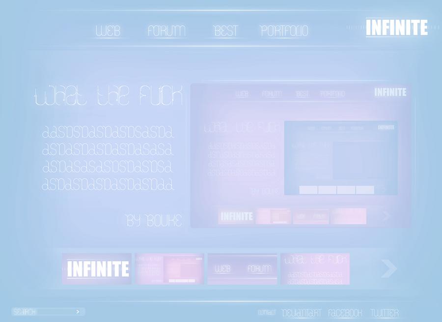 Infinite by Bouk-i