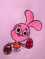 Anais en pascua - Happy Belated Easter Day