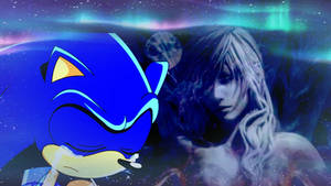 Lightning X Sonic: I wish i could save you...