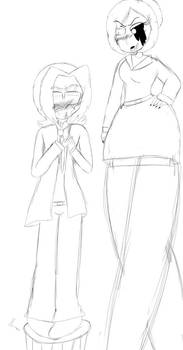 I like to think that I'm tall [W.I.P]
