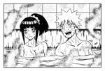 NaruHina Bath Time