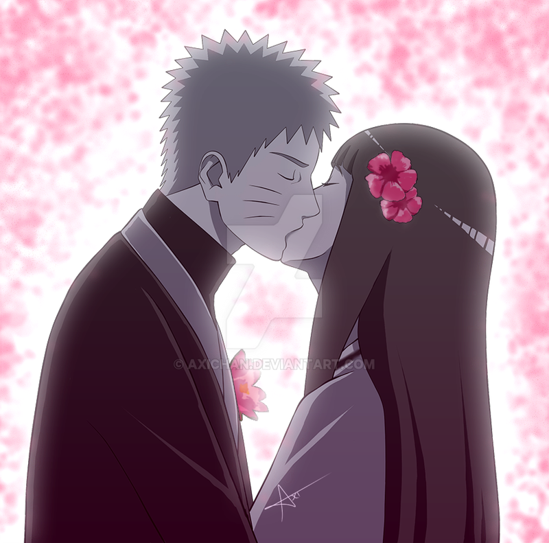 NaruHina The Last: Second Kiss By Axichan On DeviantArt