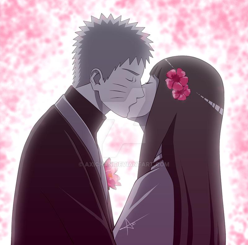 NaruHina The Last: Second Kiss By Axichan On DeviantArt