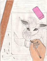 drawing some stuff by KittycatMao
