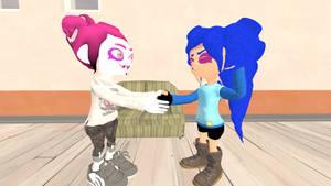 Ameila Meets Kessho