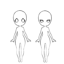 F2U chibi base