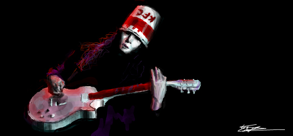 Buckethead Wallpaper Images &amp Pictures  Becuo
