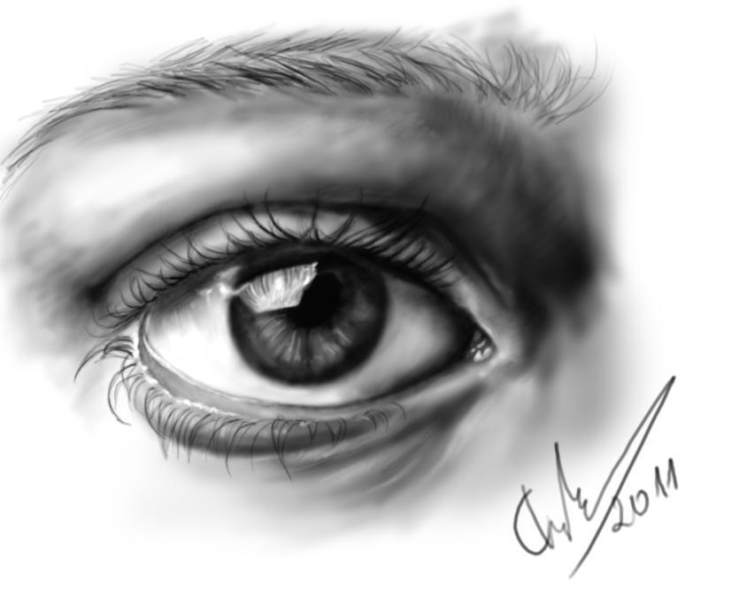 eye by sotkata6