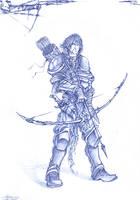 Archer by HAOSvip