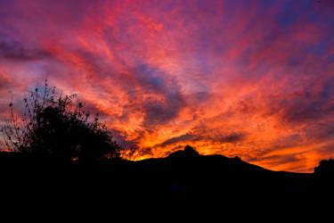 Sunset by matcheslv