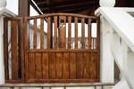 Wooden Deck Gate by matcheslv