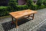 Oak Table by matcheslv