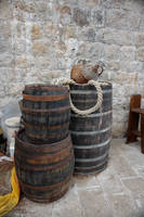 Barrels by archistock