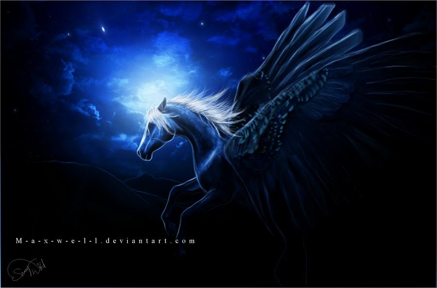 Predator of night by M-a-x-w-e-l-l