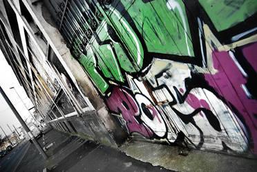Factory Street by Echtoctet