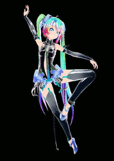 Like A Ballerine by mikulea