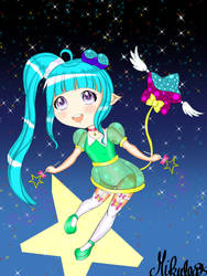 [Candy Fairy]Meteora (+video) by mikulea