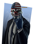 Payday 2 - Dallas