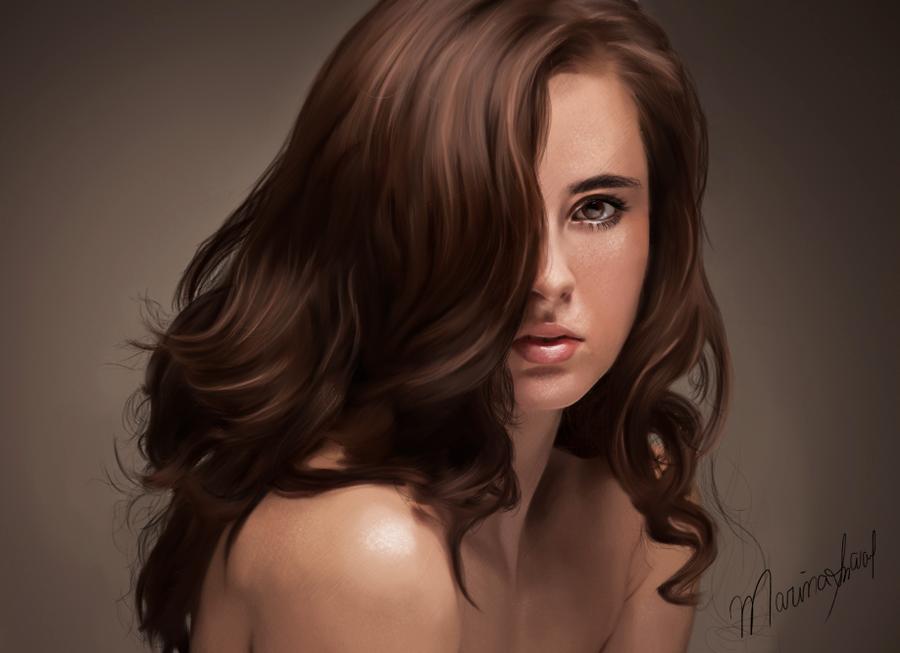 Female :: by marinamaral