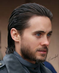 Jared Leto by marinamaral