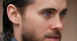 Details - Jared Leto by marinamaral