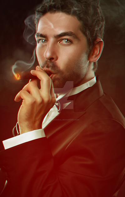 Cigarette by marinamaral