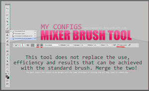 [TUTORIAL] Mixer Brush Tool - My configs by marinamaral