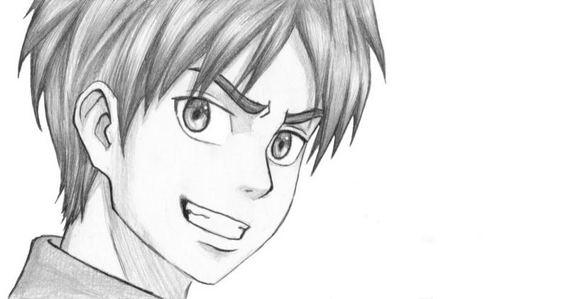 eren jaeger manga - photo #39