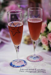 The Wedding Toast by Geater