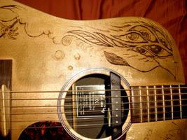 Logan's guitar 3 by J-Micah-Nelson
