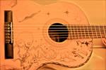 Parisian Guitar - angle 2